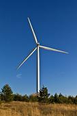 Wind Turbines on Laurel Highlands