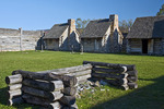 Reconstructed Fort Roberdeau Historic Site