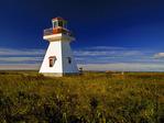 Pointe Tracadigash Lighthouse