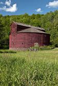 The Historic Round Barn of Halcottsville