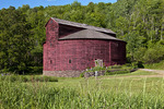 The Historic Round Barn of Halcottsville