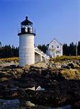 Marshall Point Lighthouse;