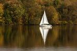 Sailing on Lake Nockamixon