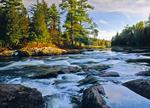 Raquette River at Colton