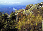 View from Whiteface Mountain Summit