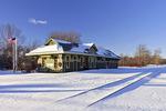 Historic Gouldsboro Rail Station