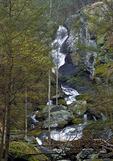 Trembling Waters, Lower Falls