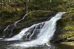Middle Hornbecks Falls