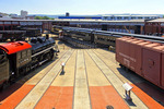 Steamtown National Historic Site  Roundhouse