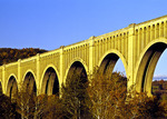 Tunkhannock Creek Viaduct (also known as the Nicholson Bridge and the Tunkhannock Viaduct)