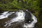 Cascade on Dingmans Creek
