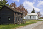 Eckley Miners' Village, Coal Mine Laborers' Dwellings & Immaculate Conception Church