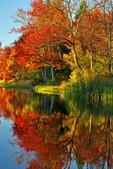 Brady's Lake in Autumn