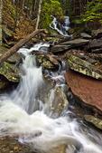 Prompton State Park Waterfalls