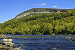 Delaware River and Mount Tammeny