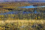 Lower Yards Creek Reservoir from the Appalachian Trail