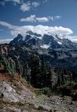 Mt. Shuksan from Artist's Ridge Trail