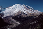 Emmons Glacier on Mount Rainer