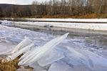 Delaware River Ice Pack