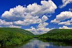 Delaware River and Delaware Water Gap