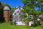 Historic Russell Eshback Dairy Barn