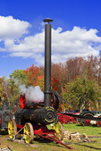 Frick Eclipse Steam Powered Tractor