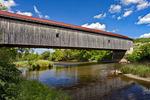 Hamden Covered Bridge c.1859