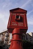 City fire alarm