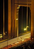 Golden Gate Bridge, night