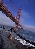 Golden Gate Bridge from Fort Point NHS