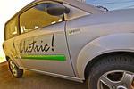 EV-electric automobile