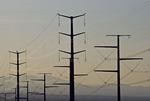 High Voltage Electricity Transmission Lines