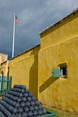 Fort Christiansvaern, Christiansted National Historic Site, St Croix, US Virgin Islands