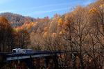 Airstream Travel, Blue Ridge Parkway