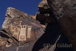 Petroglyphs, Owens Valley