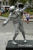 "The ""Silver Man"""
