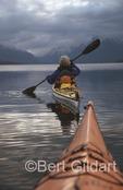 Kayaking, Lake McDonald; Glacier National Park, MT