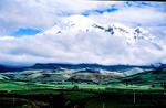Chimborazo volcano, Ecuador