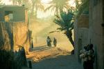 Nomads, Zagora, Sahara Desert, Morocco