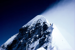 Climber, MT Everest, Nepal