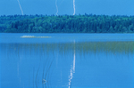 Lightning stormon Child's Lake