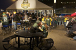 Lambeau Field Tundra Tailgate Zone in Green Bay, Wisconsin  810632