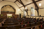 First United Methodist Church Interior in Escanaba Michigan  816245