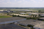 Aerial View of DuPage County Airport in West Chicago Illinois   819947