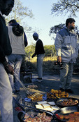 Bush Breakfast in Timbavati Nature Reserve  9530