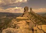 Chimney Rock Archaeological Area, northern-most Anasazi community