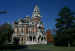 The Vaile Mansion, historic home in Independence, Missouri
