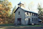 Schoolhouse at Rugby, TN