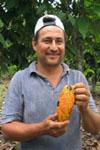 Ecuadorian farmer