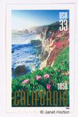 2000 - 33 cent California Statehood commemorative postage stamp